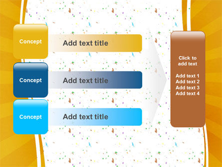 Madcap Kid PowerPoint Template Slide 12