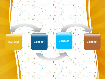 Madcap Kid PowerPoint Template Slide 4