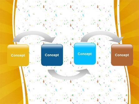 Madcap Kid PowerPoint Template, Slide 4, 07491, Careers/Industry — PoweredTemplate.com