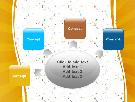 Madcap Kid PowerPoint Template Slide 7