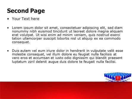 Leadership PowerPoint Template, Slide 2, 07492, Business — PoweredTemplate.com