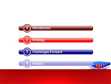 Leadership PowerPoint Template, Slide 3, 07492, Business — PoweredTemplate.com