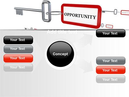 Key Opportunity PowerPoint Template Slide 14