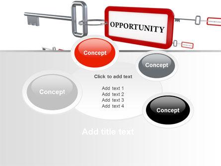 Key Opportunity PowerPoint Template Slide 16