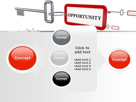 Key Opportunity PowerPoint Template Slide 17