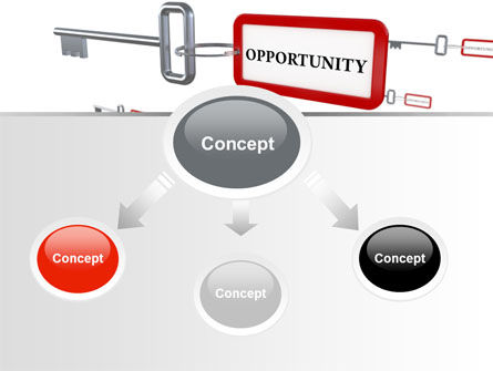 Key Opportunity PowerPoint Template, Slide 4, 07495, Consulting — PoweredTemplate.com