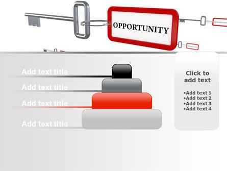 Key Opportunity PowerPoint Template Slide 8