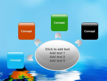 Air Balloon PowerPoint Template Slide 7
