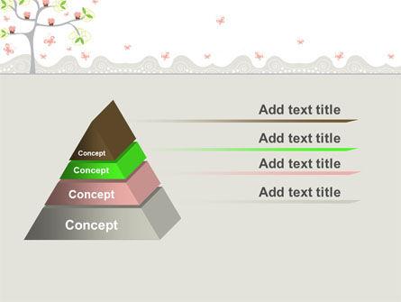 Spring Tree PowerPoint Template Slide 12