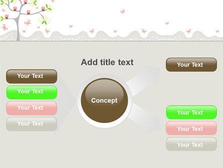 Spring Tree PowerPoint Template Slide 14