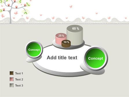 Spring Tree PowerPoint Template Slide 16