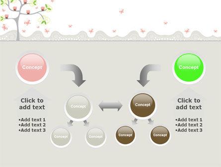 Spring Tree PowerPoint Template Slide 19