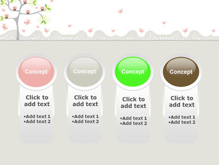 Spring Tree PowerPoint Template Slide 5