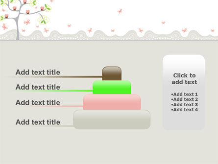 Spring Tree PowerPoint Template Slide 8