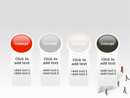 Direction Choice PowerPoint Template Slide 5