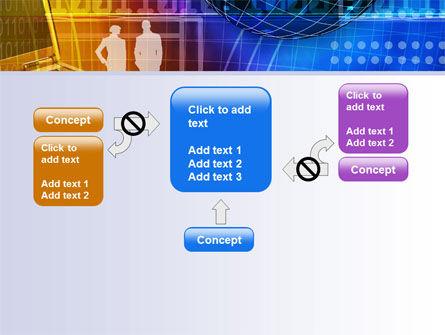 Big City Lights PowerPoint Template Slide 13