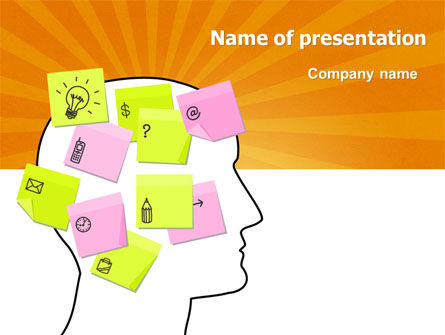 Consulting: Taken PowerPoint Template #07513