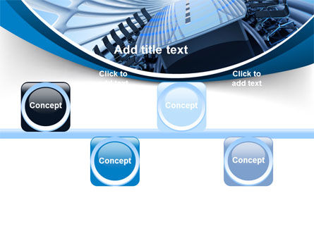 Conference Auditorium PowerPoint Template Slide 19