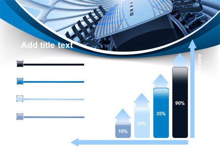 Conference Auditorium PowerPoint Template Slide 8