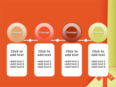 System Of Professional Education PowerPoint Template Slide 5