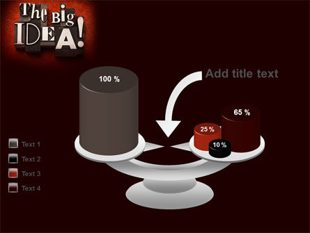 The Big Idea PowerPoint Template Slide 10