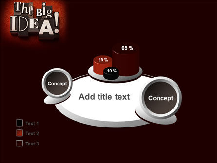 The Big Idea PowerPoint Template Slide 16