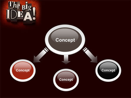 The Big Idea PowerPoint Template Slide 4