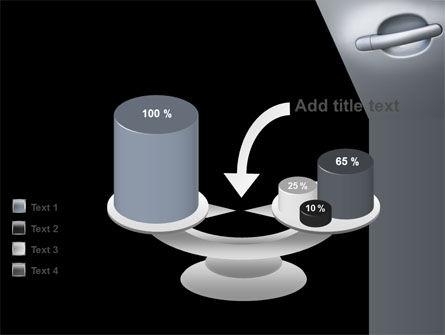 Car Door PowerPoint Template Slide 10