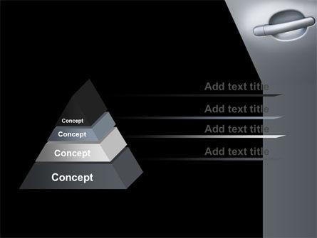 Car Door PowerPoint Template Slide 12