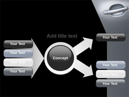 Car Door PowerPoint Template Slide 14