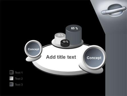 Car Door PowerPoint Template Slide 16