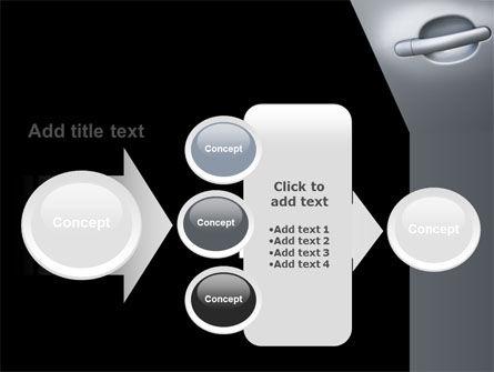 Car Door PowerPoint Template Slide 17