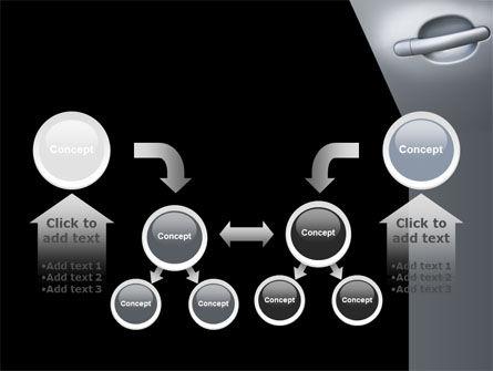 Car Door PowerPoint Template Slide 19