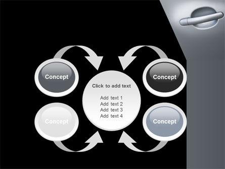 Car Door PowerPoint Template Slide 6