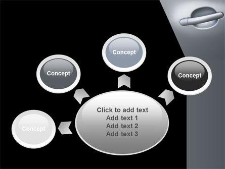 Car Door PowerPoint Template Slide 7