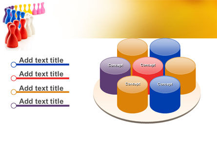Markers PowerPoint Template Slide 12