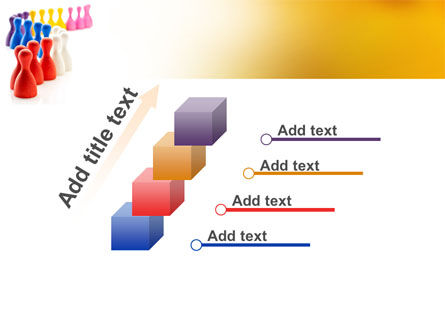 Markers PowerPoint Template Slide 14