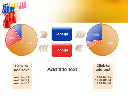 Markers PowerPoint Template Slide 16