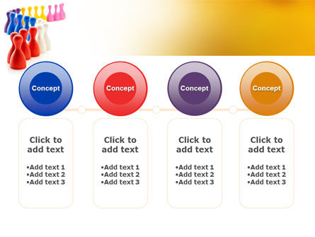 Markers PowerPoint Template Slide 5