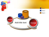 Markers PowerPoint Template#6