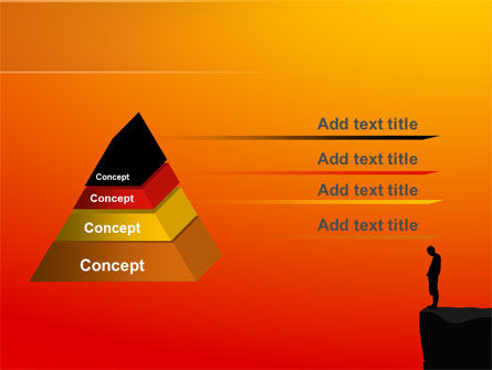 Chasm PowerPoint Template, Slide 4, 07533, Consulting — PoweredTemplate.com