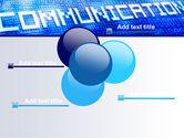 Communication Stream PowerPoint Template#10