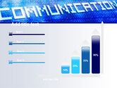 Communication Stream PowerPoint Template#8