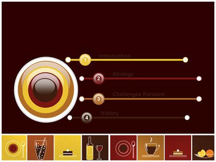 Food Menu PowerPoint Template Slide 3