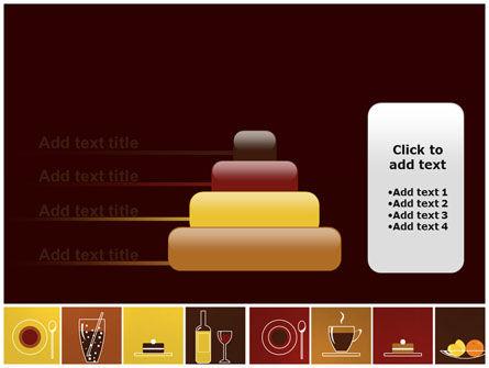 Food Menu PowerPoint Template Slide 8