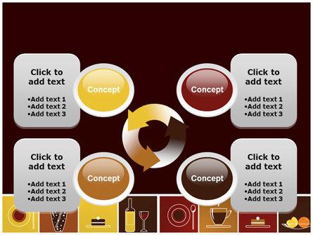 Food Menu PowerPoint Template Slide 9