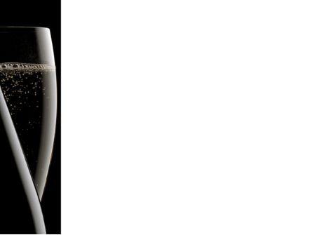 Dark Wine PowerPoint Template, Slide 3, 07543, Food & Beverage — PoweredTemplate.com
