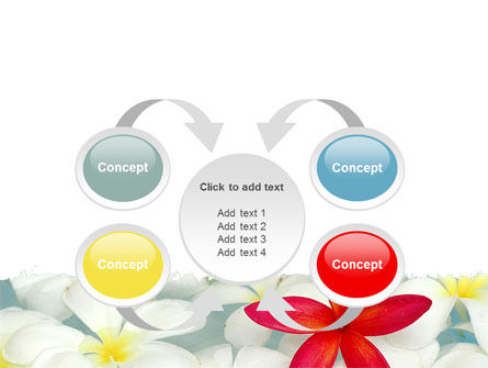 Spring Flowers PowerPoint Template Slide 6