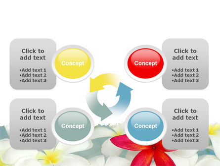 Spring Flowers PowerPoint Template Slide 9