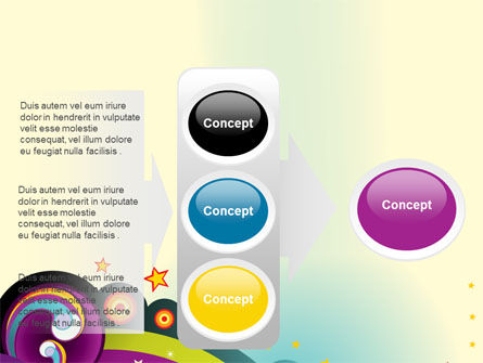Groove PowerPoint Template Slide 11